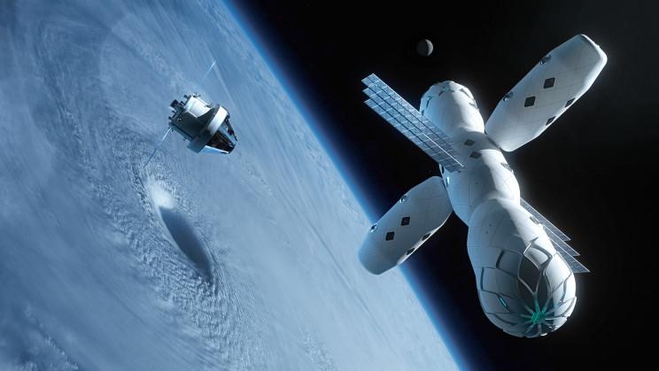 Graphene in Space: Wonder Material Strengthens New Space Habitat Prototype