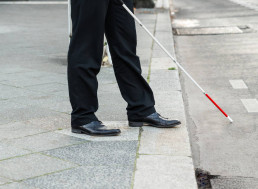 Do We Need Louder EVs? Well, the Safety of the Visually Impaired Depends On It