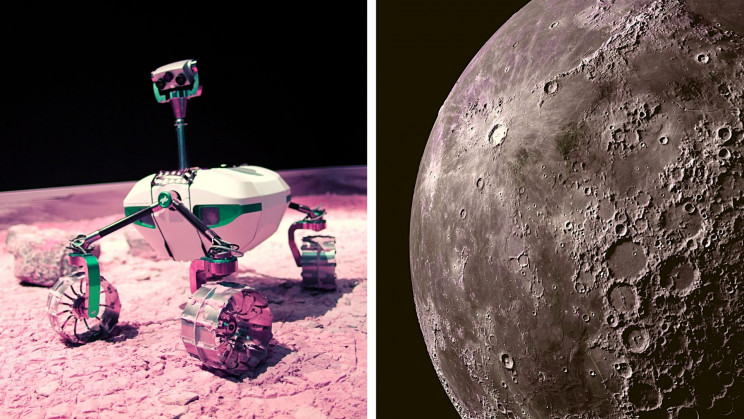 Australia's First Moon Mission Will Send a $50 Million Lunar Rover With NASA