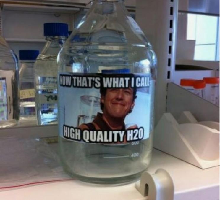 lab memes h20
