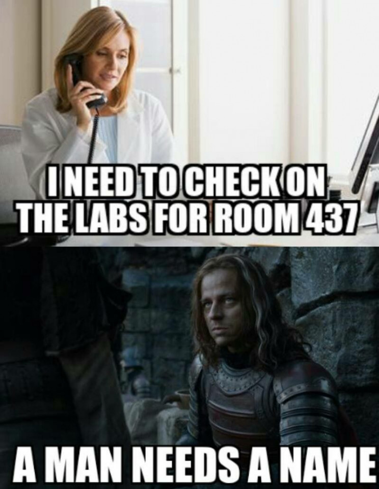 lab memes a man needs a name