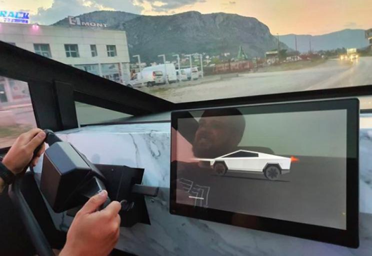 DIY Cybertruck Replica Looks Almost Too Good to Be True