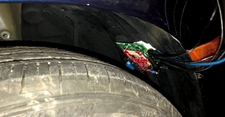 Radar Can Be Used to Detect Tire Wear and Tear, Nail Punctures