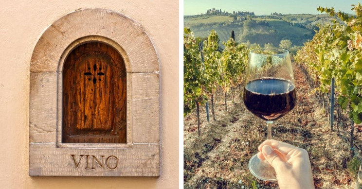 Italian Wine Windows From the Plague Era Are Back