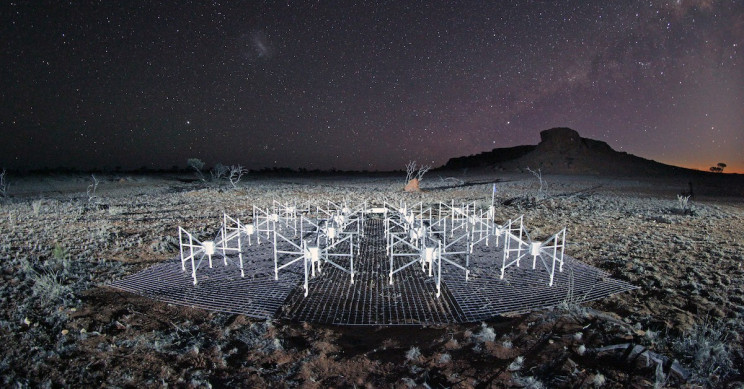 World's Deepest Alien Life Scan Spanning 10 Million Star Systems Yields Nothing
