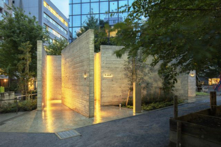 Japan Takes Bathrooms to The Next Level with Transparent Walls