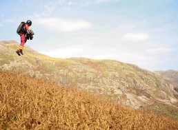 UK Rescue Service Tests Jetpacks For Mountain Paramedics