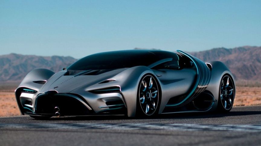 The Hyperion XP1 Is A Hydrogen-Fueled Powerhouse With A 1,000 Mile Range