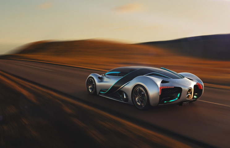 The Hyperion XP1 Is A Hydrogen Powerhouse With A 1,000 Mile Range