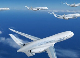 Passenger Jets Might Soon Fly in Formation like Geese, Here's Why