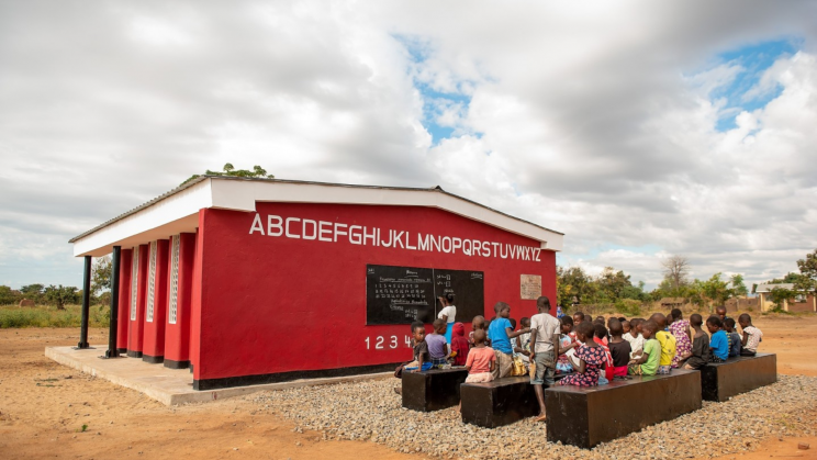 Company Says World's First 3D Printed School Is Now Open