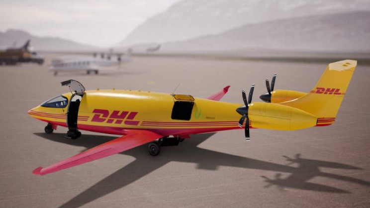 DHL Express Adds Electric Planes to Its Fleet for 'Sustainable Aviation Future'