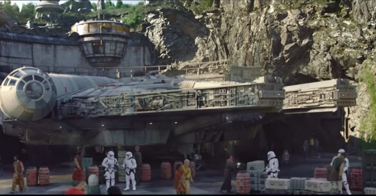 New Star Wars Universe at Walt Disney World Will Be Truly Awesome