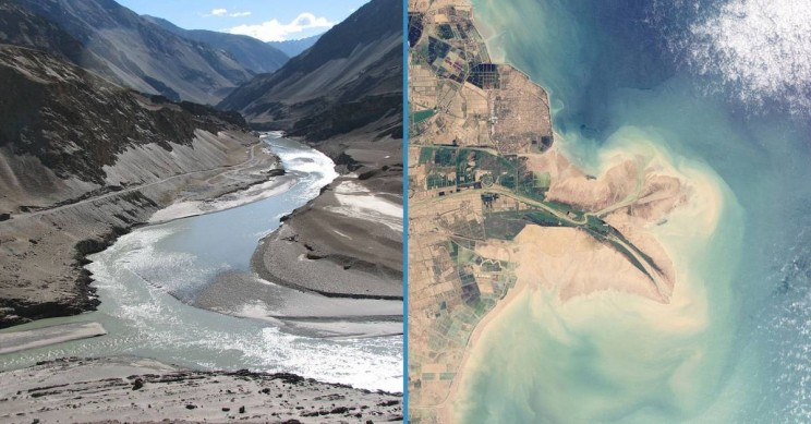 6 Major Rivers Facing Drought-like Situations from Overuse