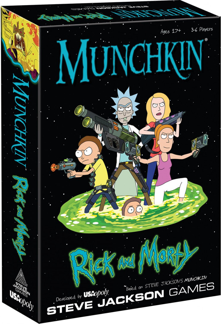 9 Rick and Morty Products Every Fan Should Know Of