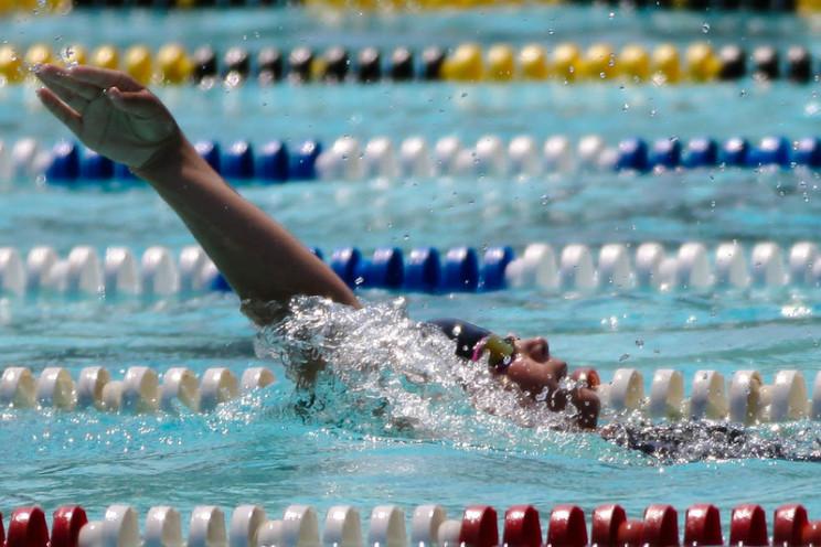 how swim suits work race