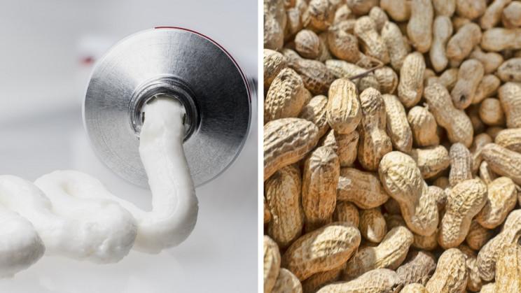 Experimental Toothpaste Might Treat Peanut Allergy