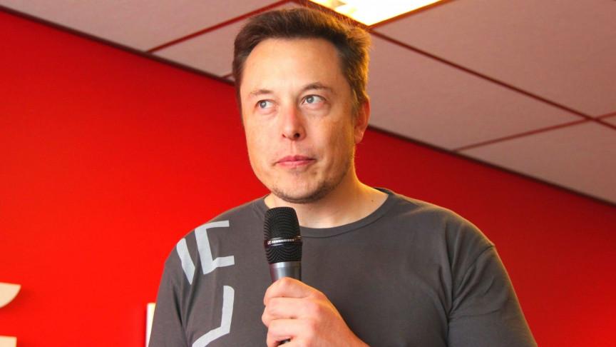Plot Twist: Elon Musk's Tesla Launches Social Platform | IE
