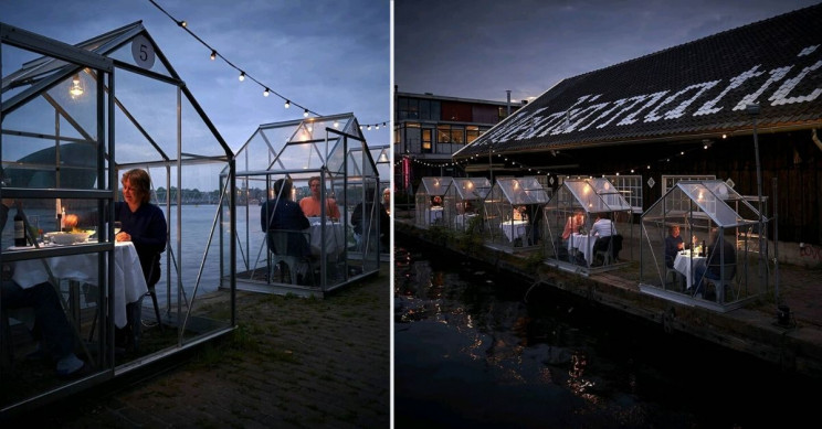 Dutch Restaurant Can Beat Social Distancing, Fully-Booked Until End of June