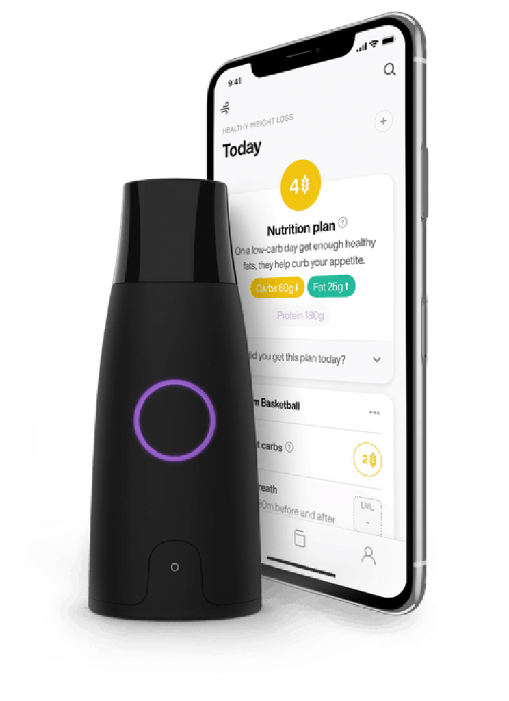 Become Your True Self with Lumen the Metabolism Tracker