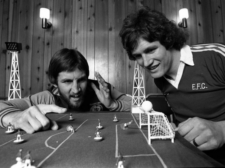 life before internet subbuteo