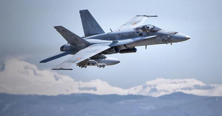 Fighter Jets Hornet