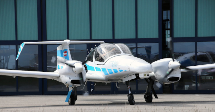 Autonomous Aviation Leap Made by German Universities