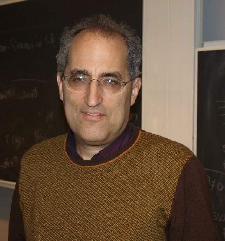 Ed Witten in 2008