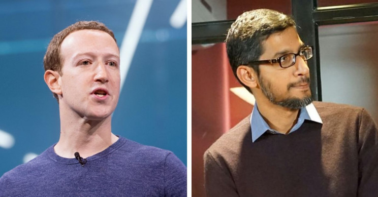 Facebook and Google Go down on the Glassdoor Top 100 Companies List