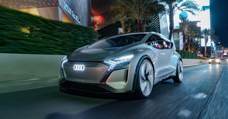 Audi Debuts the Audi AI:ME, a Fully-Automated Car with 'Empathetic' AI