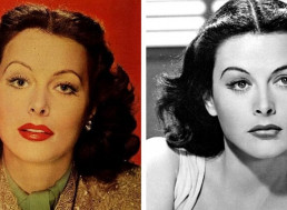Hedy Lamarr, the Beauty behind the Invention of Wi-Fi, GPS, Bluetooth