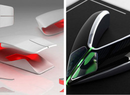 7+ Interesting Mouse Designs That Redefine the Very Concept