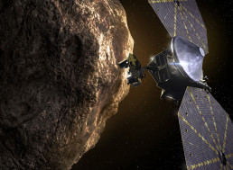 There's a Solar Array Problem With NASA's Lucy Asteroid Mission