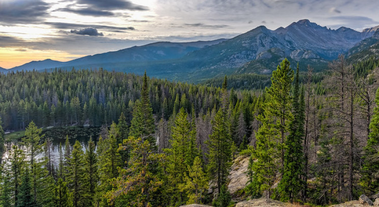 Multicolored Plastics Are Raining Down on the Rocky Mountains, Scientists Say