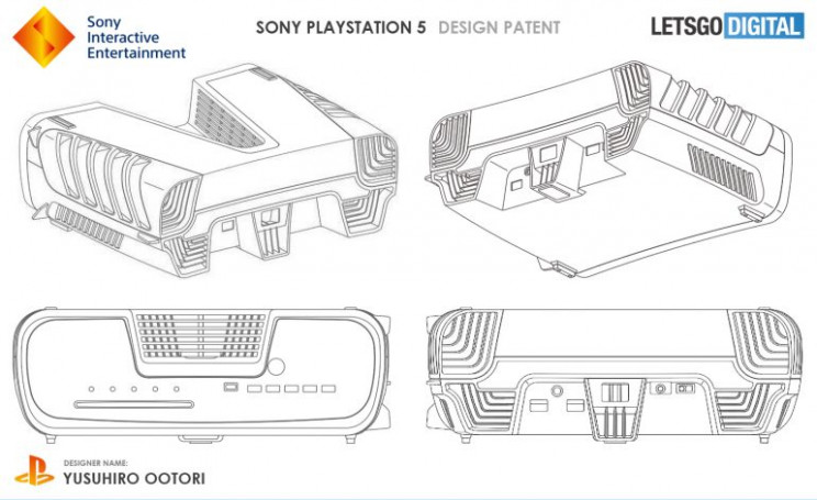Leaked Otherworldly Playstation 5 Design Looks Amazing in Renders