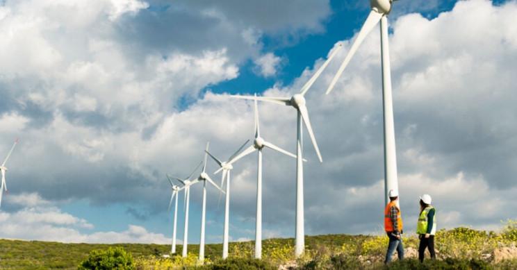 wind turbines maintenance