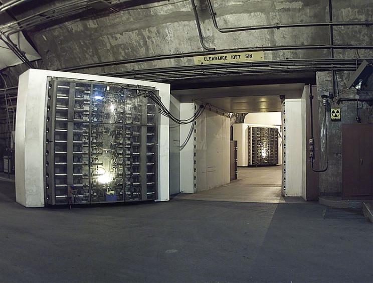 A Look Inside the U.S. President's Top-Secret White House Bunker