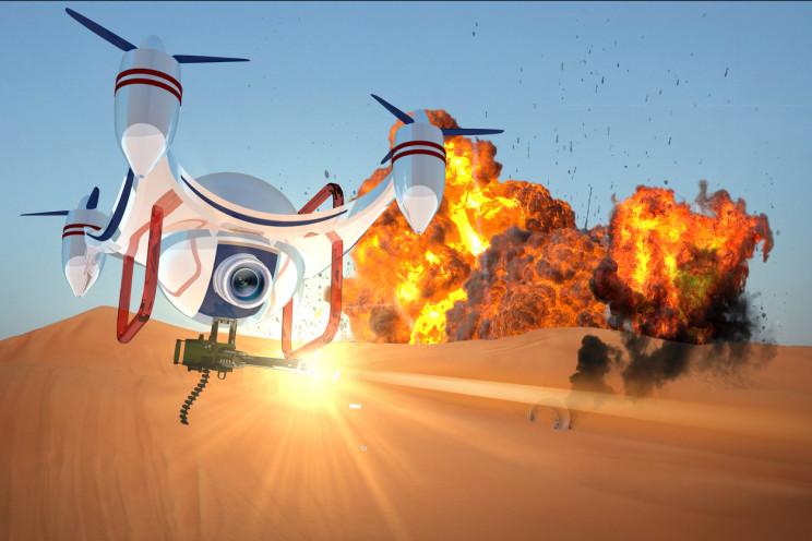 killer drone