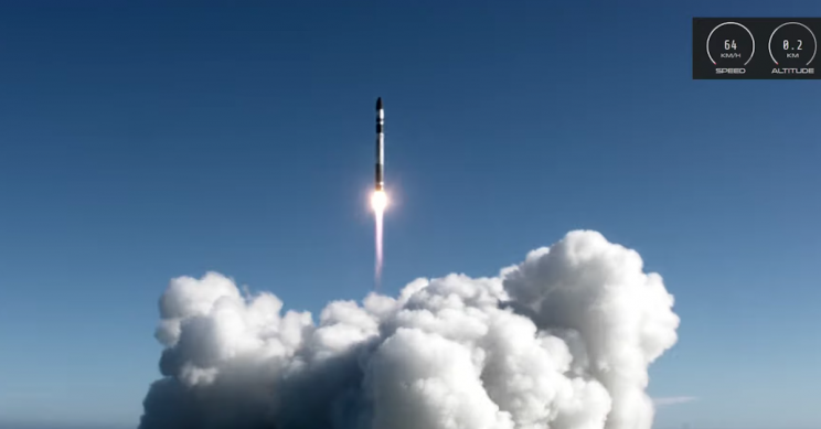 Rocket Lab Returns to Flight With Successful Electron Launch