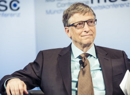 Bill Gates Warns Climate Change Death Toll Could Exceed COVID-19