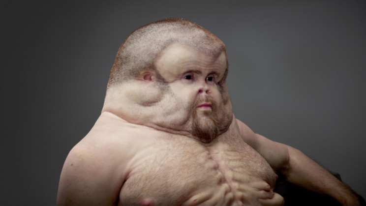 What Humans Would Look Life if They Evolved to Survive Car Accidents