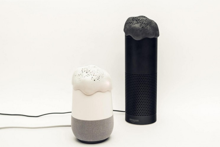 """A """"Parasite"""" Device Inspired by Zombie Ants Will Stop Alexa from Spying on You"""
