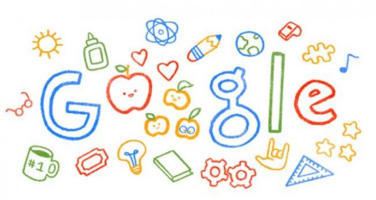 Google Doodle Celebrates Teacher Appreciation Week