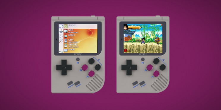 Store and Play Your Favorite Nintendo Games on This Ultra-Portable Device