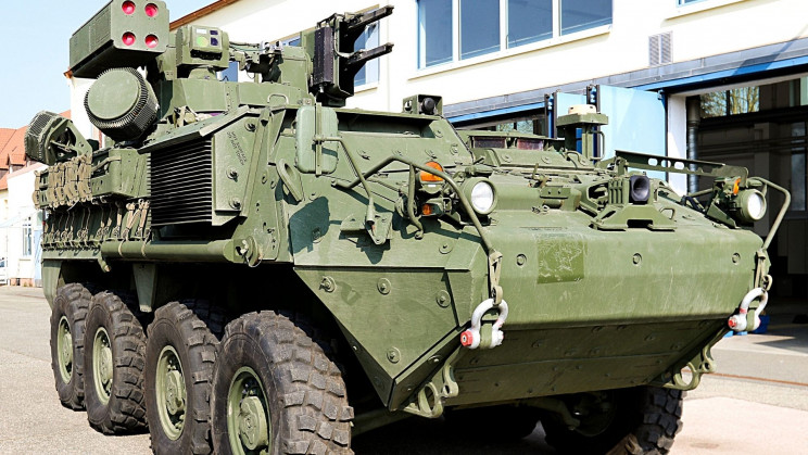 US Army's Latest Anti-Aircraft Defense System Began Fire Testing