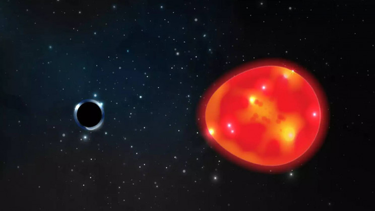 Scientists Find Small 'Unicorn' Black Hole Close to Earth