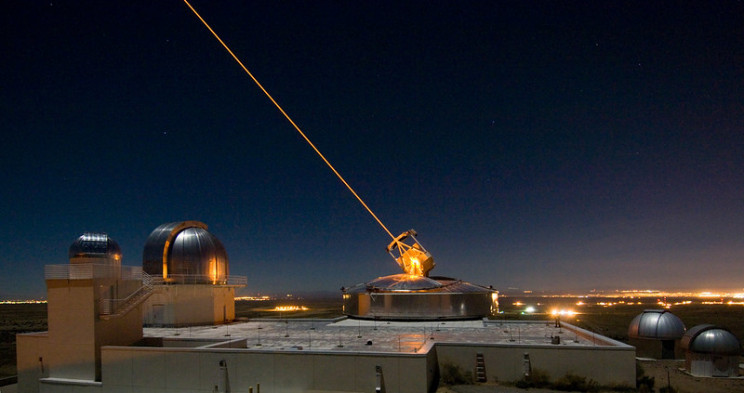 directed energy weapons laser