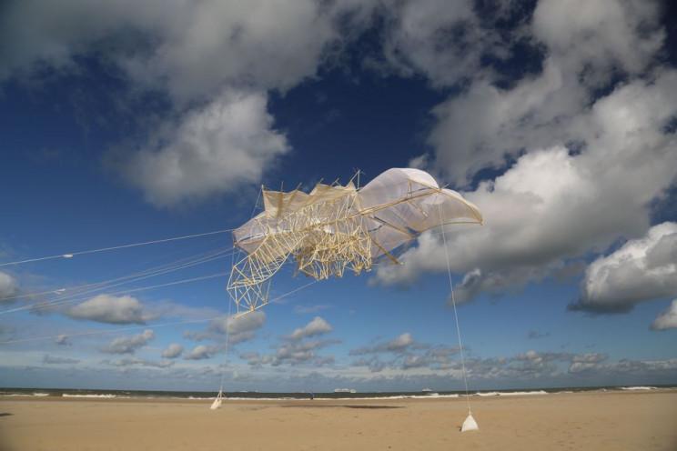 strandbeest flying