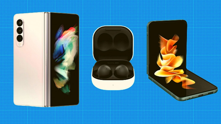 Nearly All of Samsung's New Device Lineup Just Leaked