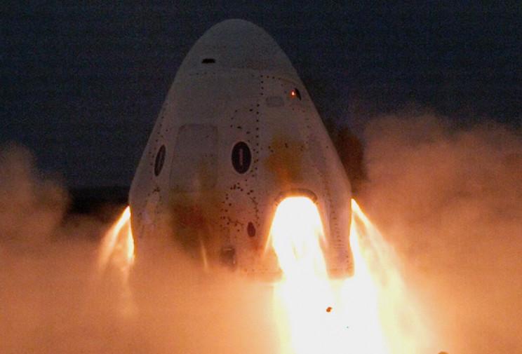 SpaceX: Crew Dragon Capsule Abort Engine Test a Success